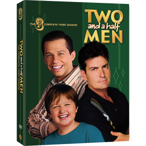 Two And A Half Men: Season 3 DVD