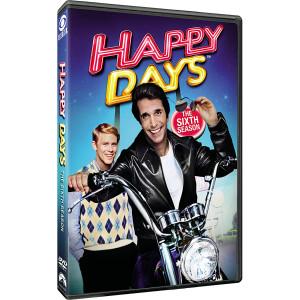 Happy Days: Season 6 DVD