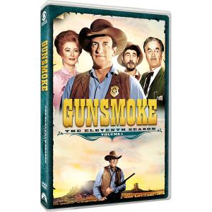Gunsmoke: Season 11 - Volume 1 DVD