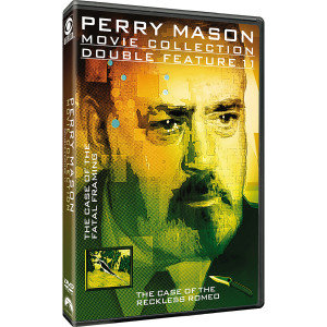 Perry Mason: The Case Of The Fatal Framing / The Case Of The Reckless Romeo (Double Feature) DVD