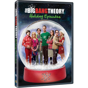 The Big Bang Theory: Holiday Episodes DVD