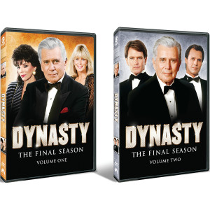 Dynasty: Season 9 DVD