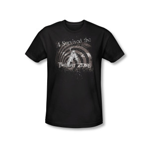 The Twilight Zone I Survived T-Shirt