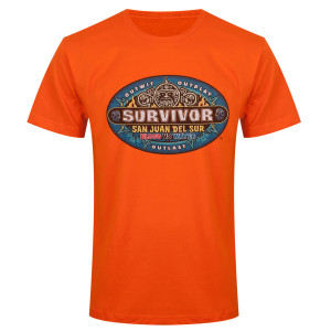 Survivor San Juan del Sur Logo T-Shirt