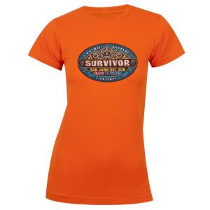 Survivor San Juan del Sur Logo Women's T-Shirt