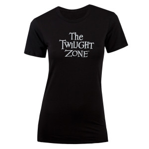 Twilight Zone Logo Women's T-Shirt