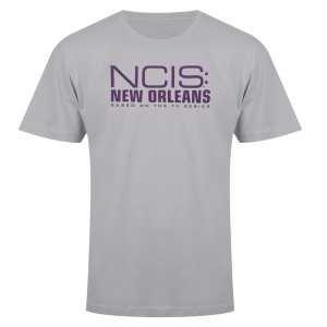 NCIS: New Orleans Logo Men's T-Shirt