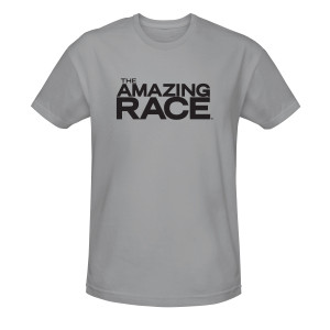 The Amazing Race Logo Men's T-Shirt