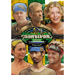 Survivor: Season 17 - Gabon DVD
