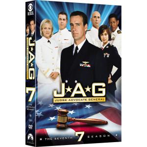 JAG: Season 7 DVD