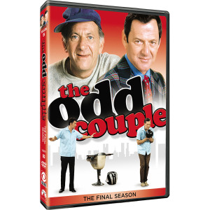 The Odd Couple: Season 5 DVD