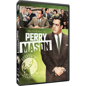 Perry Mason: Season 3 - Volume 2 DVD