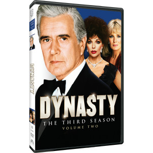 Dynasty: Season 3 - Volume 2 DVD