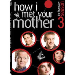How I Met Your Mother: Season 3 DVD