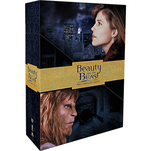 Beauty And The Beast: The Complete Series DVD