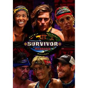 Survivor: Season 21 - Nicaragua DVD