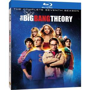 The Big Bang Theory: Season 7 Blu-ray