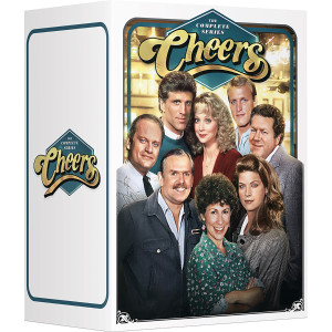 Cheers: The Complete Series Mega Pack DVD