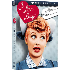 I Love Lucy: I Heart Mom Edition DVD