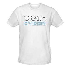 CSI: Cyber T-Shirt