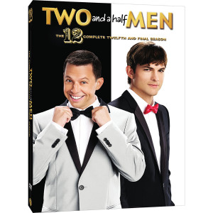 Two And A Half Men: Season 12 DVD