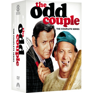 The Odd Couple: The Complete Series DVD