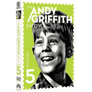 The Andy Griffith Show: Season 5 DVD