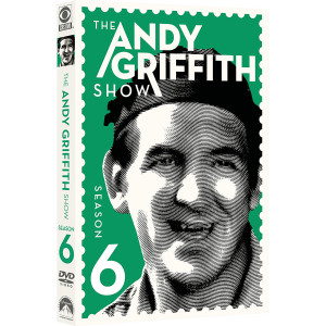 The Andy Griffith Show: Season 6 DVD