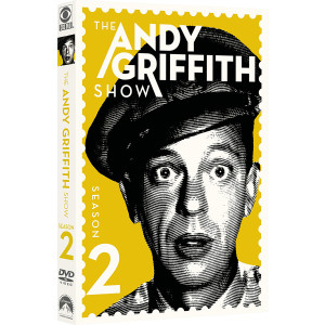 The Andy Griffith Show: Season 2 DVD
