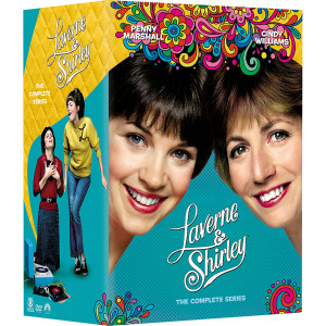 Laverne & Shirley: The Complete Series DVD