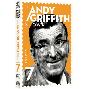 The Andy Griffith Show: Season 7 DVD