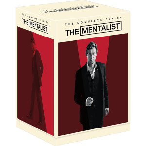 The Mentalist: The Complete Series DVD