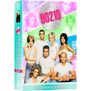 Beverly Hills 90210: Season 7 DVD