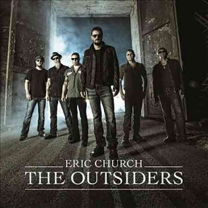 Eric Church - The Outsiders CD