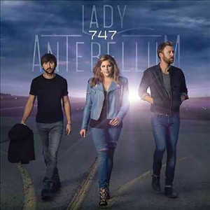 Lady Antebellum - 747 CD
