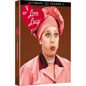 I Love Lucy: The Ultimate Season 2 Blu-ray