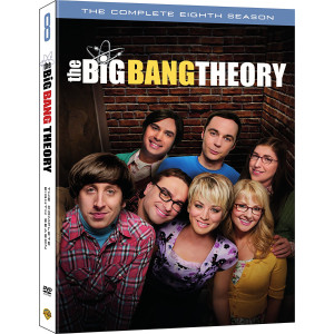 The Big Bang Theory: Season 8 DVD