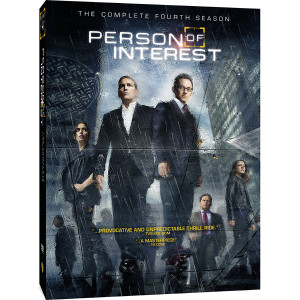 Person Of Interest: Season 4 DVD