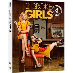 2 Broke Girls: Season 4 DVD