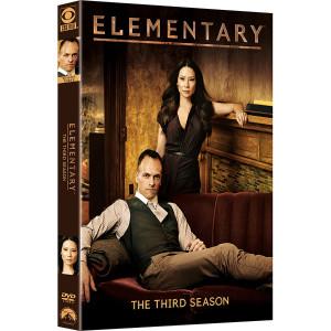 Elementary: Season 3 DVD