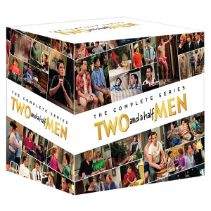 Two And A Half Men: The Complete Series DVD