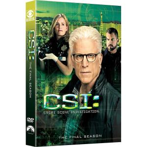 CSI: Crime Scene Investigation - Season 15 DVD