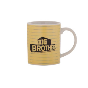 Big Brother Memo Pad Mug