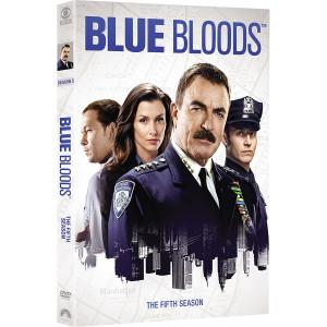 Blue Bloods: Season 5 DVD