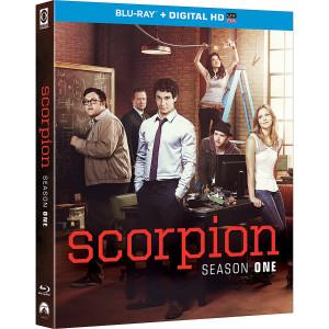 Scorpion: Season 1 (Blu-ray + UltraViolet)