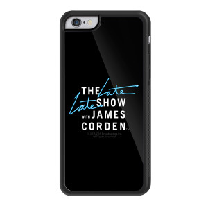 The Late Late Show with James Corden Logo iPhone 6 Cell Phone Case