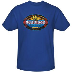Survivor Pearl Islands Collector Logo T-Shirt