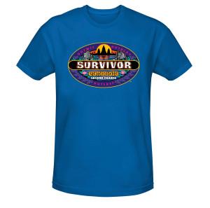 Survivor Cambodia Logo T-Shirt