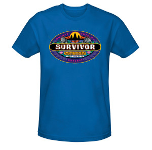 Survivor Cambodia Logo T-Shirt