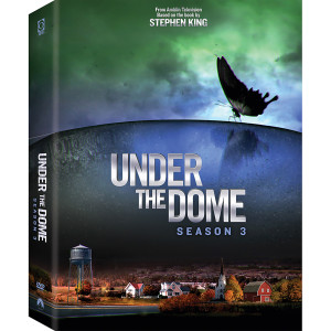 Under The Dome: Season 3 DVD